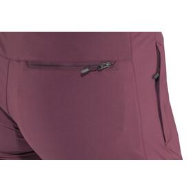 Black Diamond Alpine - Pantalones Mujer - rojo